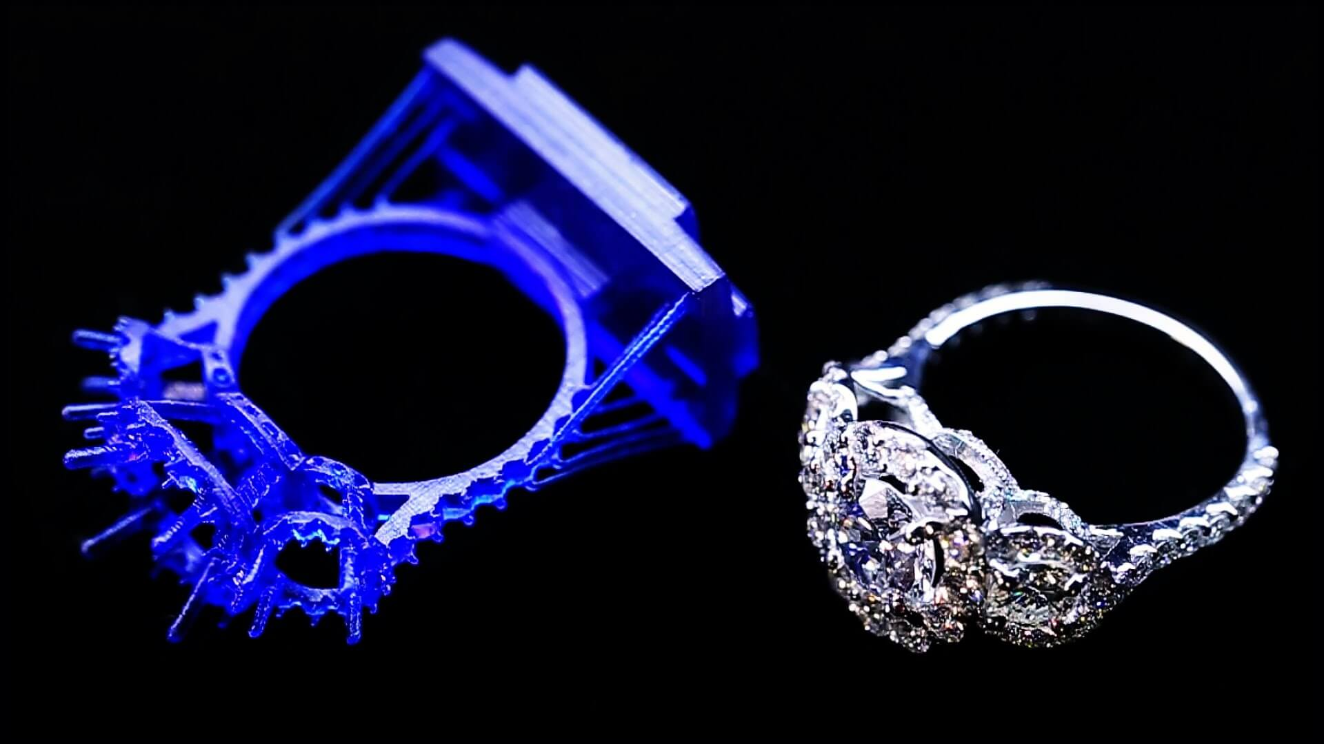 3d Printed Jewelry- Transforming The Jewelry Designs