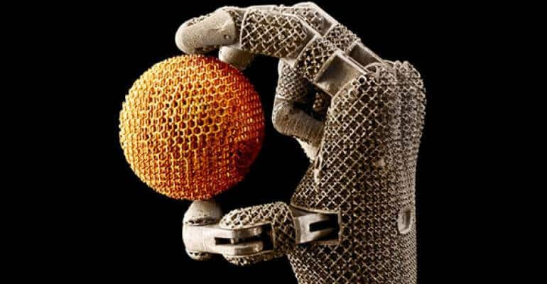 advances in 3d printing