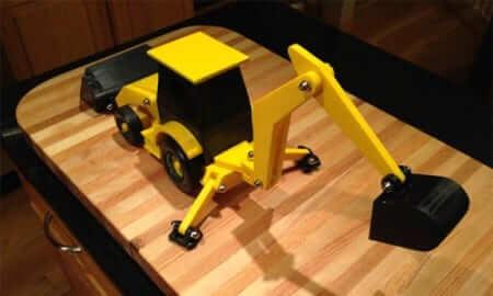 construction 3d printing miniature
