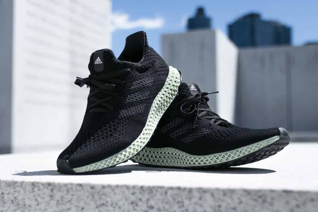 3d Printed Shoes By Adidas: Future Craft 4d