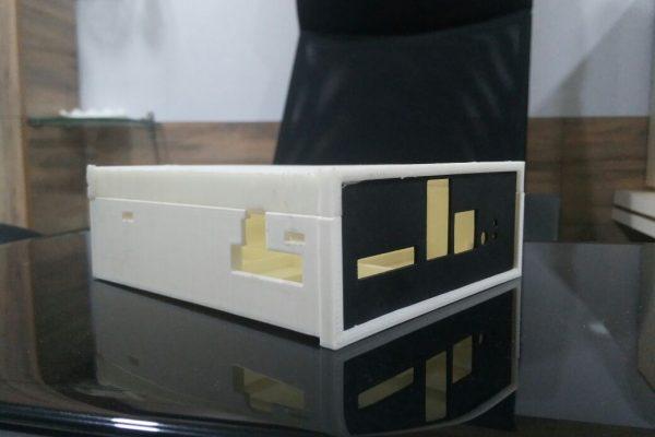 Enclosure design and 3D print